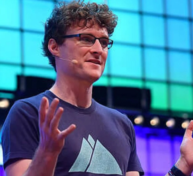 Paddy Cosgrave - 2001